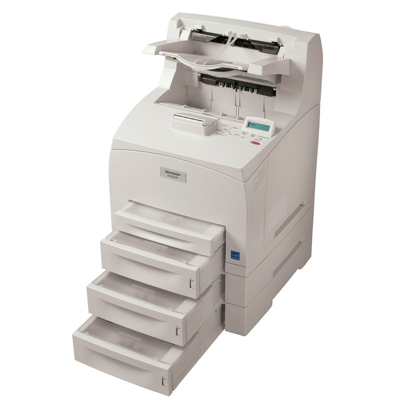 Sharp DX-B450P Printer zwart-wit A4