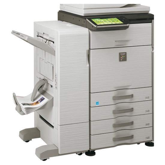 Sharp MX-4112N Multifunctional kleur A3