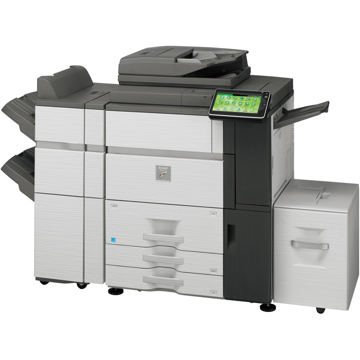 Sharp MX-7040N Multifunctional kleur A3