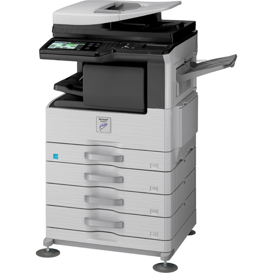 Sharp MX-M354N Multifunctional zwart/wit A3